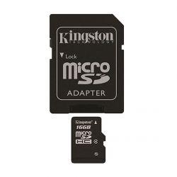 SCHEDA MEMORIA SDHC CARDCLASS 4 16GB SDC4/16GB