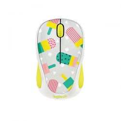 MOUSE LOGITECH PARTY COLLECTION ICE CREA M  910-004708