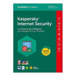 KASPERSKY INTERN.SECUR.2018 1Y 3PC KL1941T5CFS-8SL