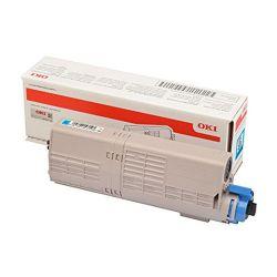 TONER OKI C532/MC563/MC573 CIANO 1,5K  46490403