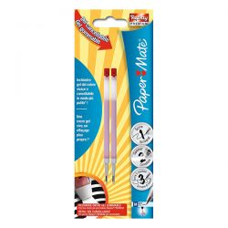 REFILL SFERA PAPER MATE REPLAY PREMIUM MM 0,7 ROSSO BLISTER 2