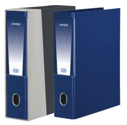 REGISTRATORE FAVORIT UNICO H 35X28X9,5 BLU