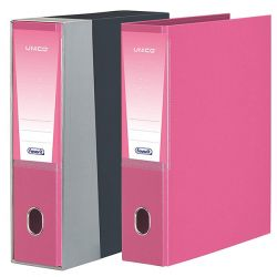REGISTRATORE FAVORIT UNICO H 35X28X9,5 ROSA