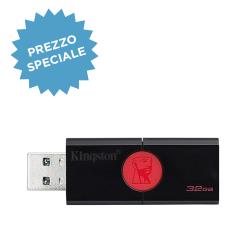 PEN DRIVE KINGSTON 32GB 3.0 DT106/32GB