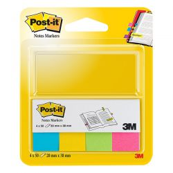 SEGNAPAGINA POST-IT CARTA 670 4X50