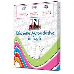 ETICHETTA INLABEL 105X74 CF.100