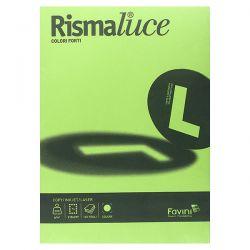 RISMALUCE FAVINI A4 G200 FF125 VERDE PISTACCHIO