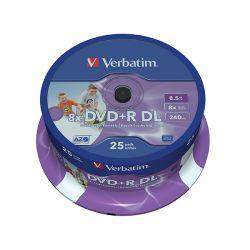 DVD +R BULK LINE CF.25
