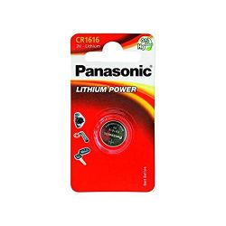 PILA MINI A LITIO PANASONIC CR 1616 3V BLISTER