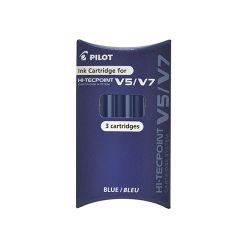 CARTUCCE PILOT PER HI TECPOINT V5/V7 BLU CF.3