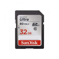 SCHEDA SECURE DIGITAL SANDISK SDHC 32GB SDSDUNC32GGN6IN
