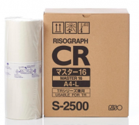 MATRICE RISOG.TR 1510/CR1610 CF.02 S2500