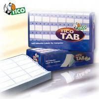 ETICHETTA TAB TICO 100X23,4 1F CF.6000