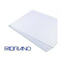 CARTONCINO FABRIANO F4 70X100 LISCIO GR.220