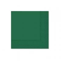 TOVAGLIOLI 2 VELI 25X25 CF.100 VERDE FORESTA