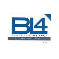 ALBUM DISEGNO BL4 33X48 FF20 G200 RUVIDO ANGOLI RINFORZATI