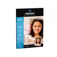 CARTA PHOTOGLOS CANSON A3 G210 FF50