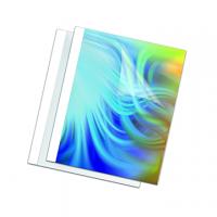 COPERTINA FELLOWES THERM A4 WHITE CRISTAL MM6   CF.100
