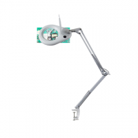LAMPADA DA TAVOLO ZOOM A LED 6W CON LENTE INGRANDIMENTO