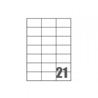 ETICHETTA TICO PRINT 70X42,3 CF.100