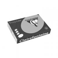 RISMA CLAIREFONTAINE TROPHE A4 G210 FF250  GRIGIO ACCIAIO