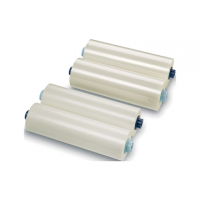 BOBINA PLASTIFICATRICE GBC 305X75MT 75 MIC.LUCIDA CF.2