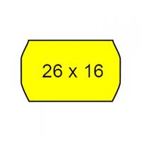 ETICHETTA PREZZ.MOTEX 2616 AP COLOR. CF. 16 GILL