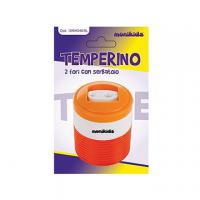 TEMPERINO MONIKIDS 2 FORI SALVADITA