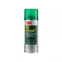 COLLA SPRAY 3M RE-MOUNT ML400 RIMOVIBILE