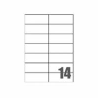 ETICHETTA TICO PRINT 105X42,3 CF.100