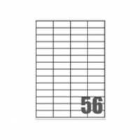 ETICHETTA TICO PRINT 52X21 CF.100