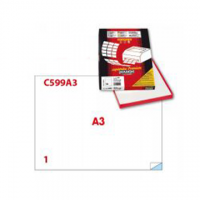 ETICHETTA ADESIVA MARKIN 297X420 (A3) CF.100