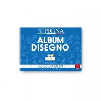 ALBUM DISEGNO PIGNA KIDS 17X24 MM5 FF.16