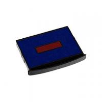 TAMPONCINO RICAMBIO COLOP S/2360  ROSSO-BLU