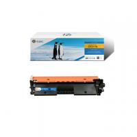 TONER HP CF217A NERO CMP.