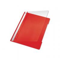 CARTELLA PVC REPORT FILE LEITZ ART.4191 ROSSO