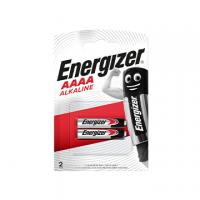 PILA ENERGIZER MICROSTILO 1,5V AAAA BLISTER 2