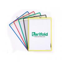 BUSTA TARIFOLD PORTADEPLIANT A4 VERTICALE BLU CF.5