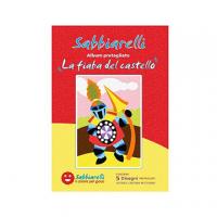 ALBUM DISEGNO LA FIABA DEL CASTELLO 15X20