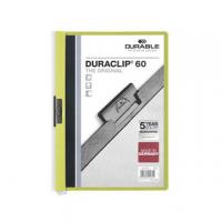 CARTELLA DURACLIP MM6 FOGLI 60 VERDE
