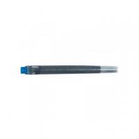 INCHIOSTRO CARTUCCE PARKER BLU/NERO CF.5