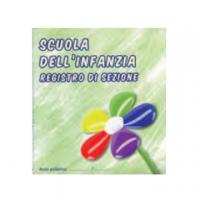 REGISTRO SEZIONE SCUOLA INFANZIA 22X32