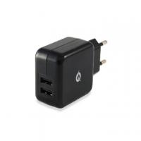 CARICATORE DA RETE USB 2 X 2,1 C05-216