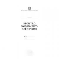 REGISTRO PERPETUO DEI DIPLOMI 400 PAGINE