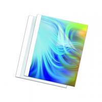 COPERTINA FELLOWES THERM A4 WHITE CRISTAL MM12  CF.100