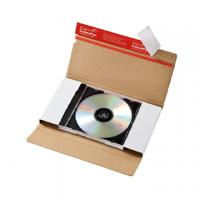 SCATOLA SPEDIZIONE KOO.I.NOOR CD/DVD  22,5X12,5X 1,2 JEWELCASE