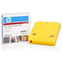 CASSETTE HP ULTRIUM3 800GB LTO3 C7973A