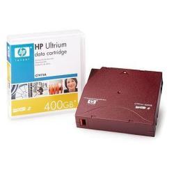 CASSETTE HP ULTRIUM2 200GB LTO2 C7972A